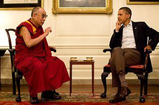 Dalai-Obama