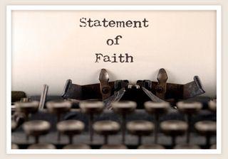 StatementFaith