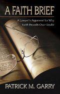 Faith Brief cover