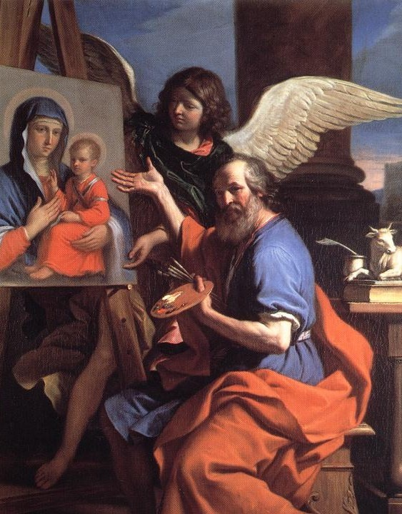 Guercino-Luke