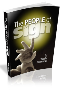 People-sign