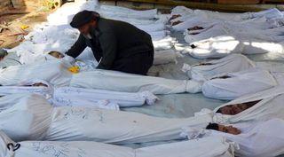 Syrian-attack
