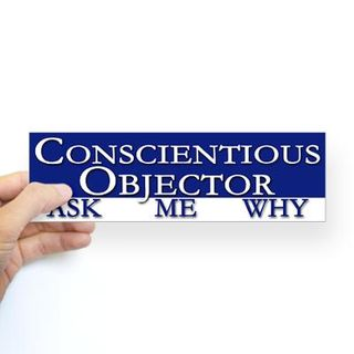 Conscientious_objector_bumper_sticker