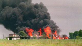 Waco-fire
