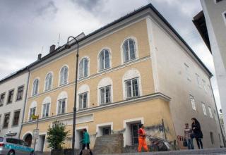 Hitler-birth-house