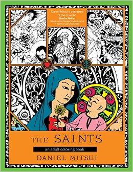 Saints-coloring