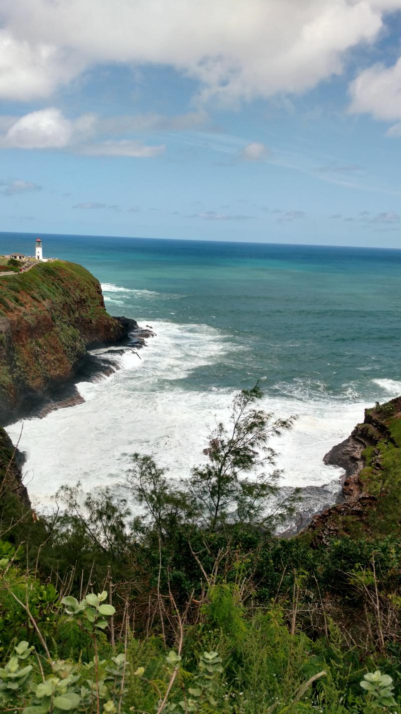 Kauai-lighthouse