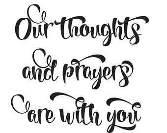 Thoughts-prayers