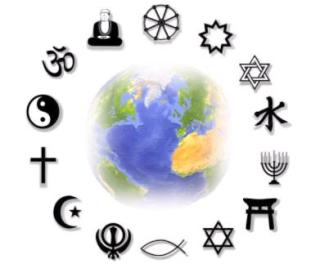 Religion-earth