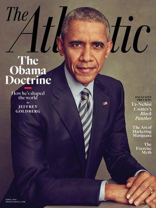 Atlantic-Obama