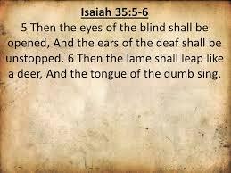 Isaiah-35