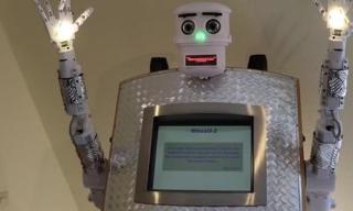 Robot-priest