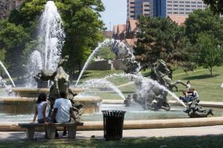 Nichols-fountain