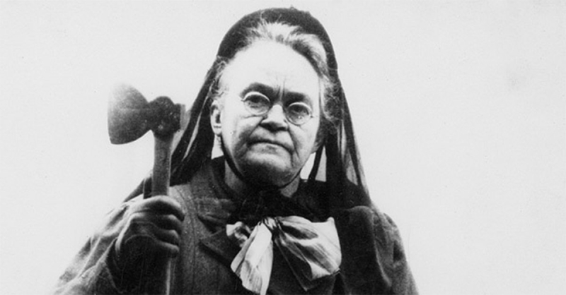 Carrie-nation