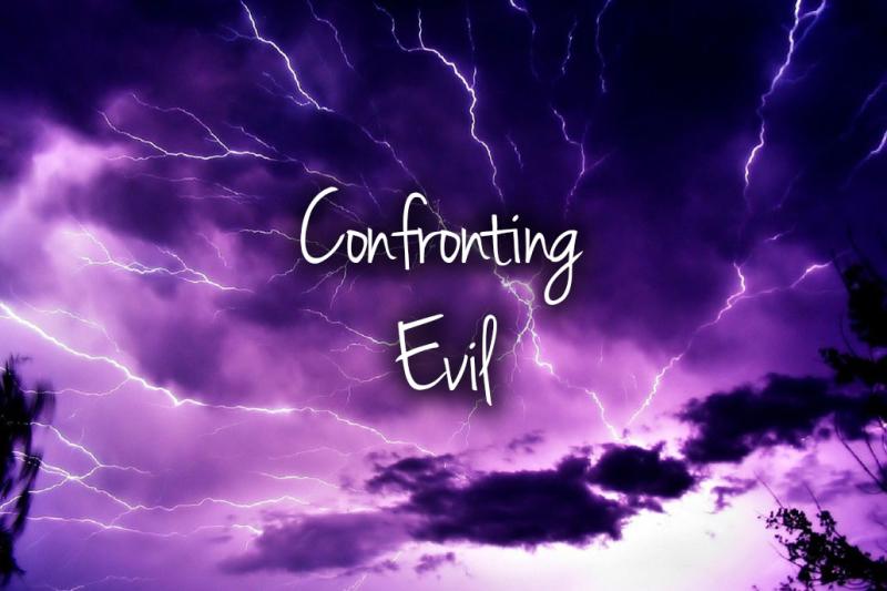 Confront-evil