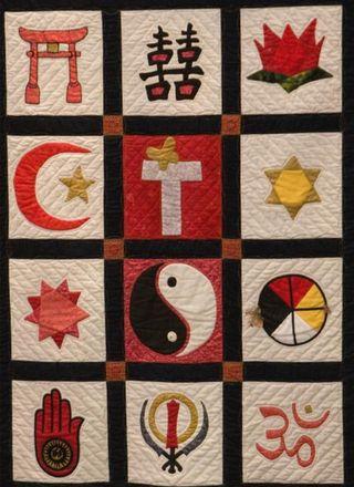 Quilt-of-faiths