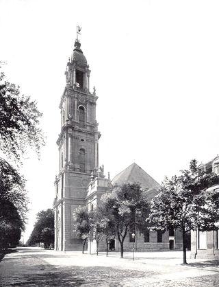 Potsdam_Garnisonskirche_um_1900