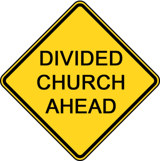DIVIDED-CHURCH
