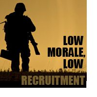 Low-morale-military