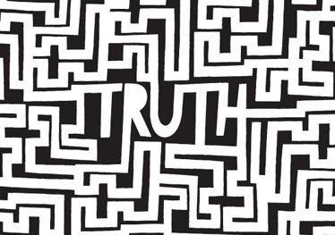 الحقيقة المطلقة غير موجودة؟