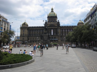 Wenceslas-square-prague