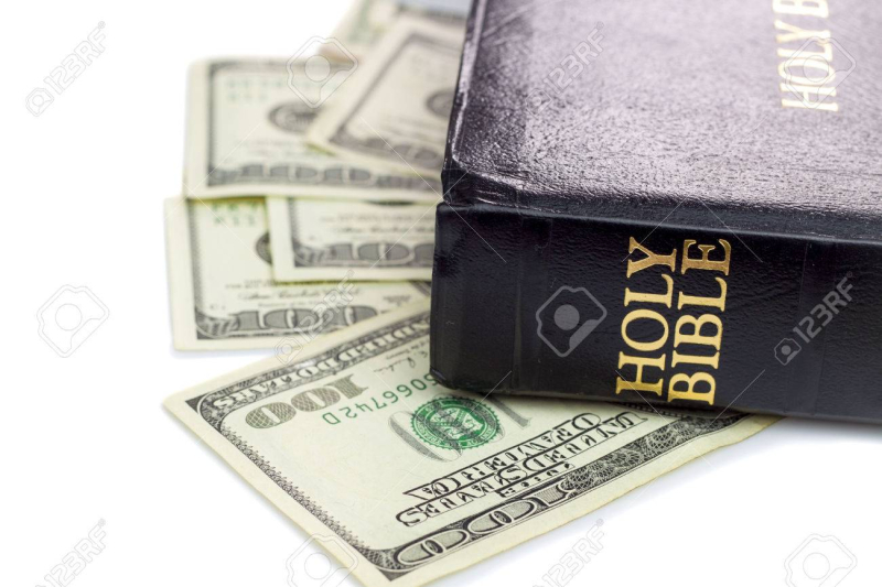 Holy-bible-and-money