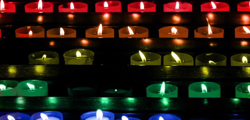 Gay-Candles