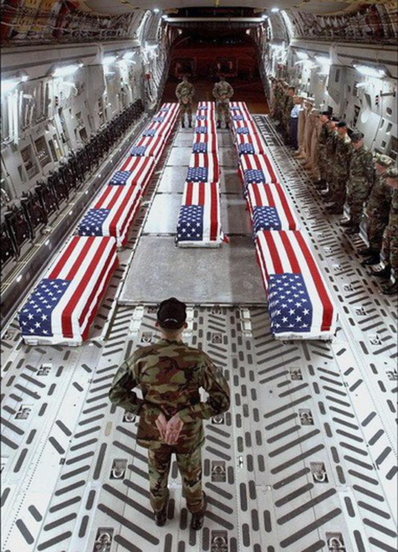 Military-coffins